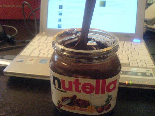 Carrefour markette ne zaman gitsem Nutella yok