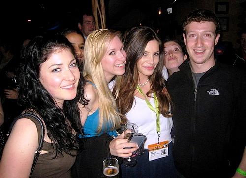 Mark Zuckerberg babayı engelleyemezsin