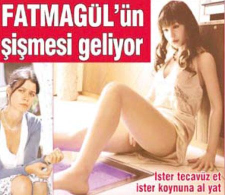 Şişme Fatmagül