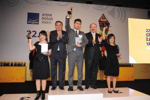Genç İletişimciler Yarışmasında Erciyes Üniversitesi şov yaptı