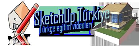 SketchupTürkiye.com Türkçe Sketchup eğitim videoları