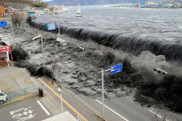 Nationalgeographic den Japonya deprem, tsunami fotoğrafları 20