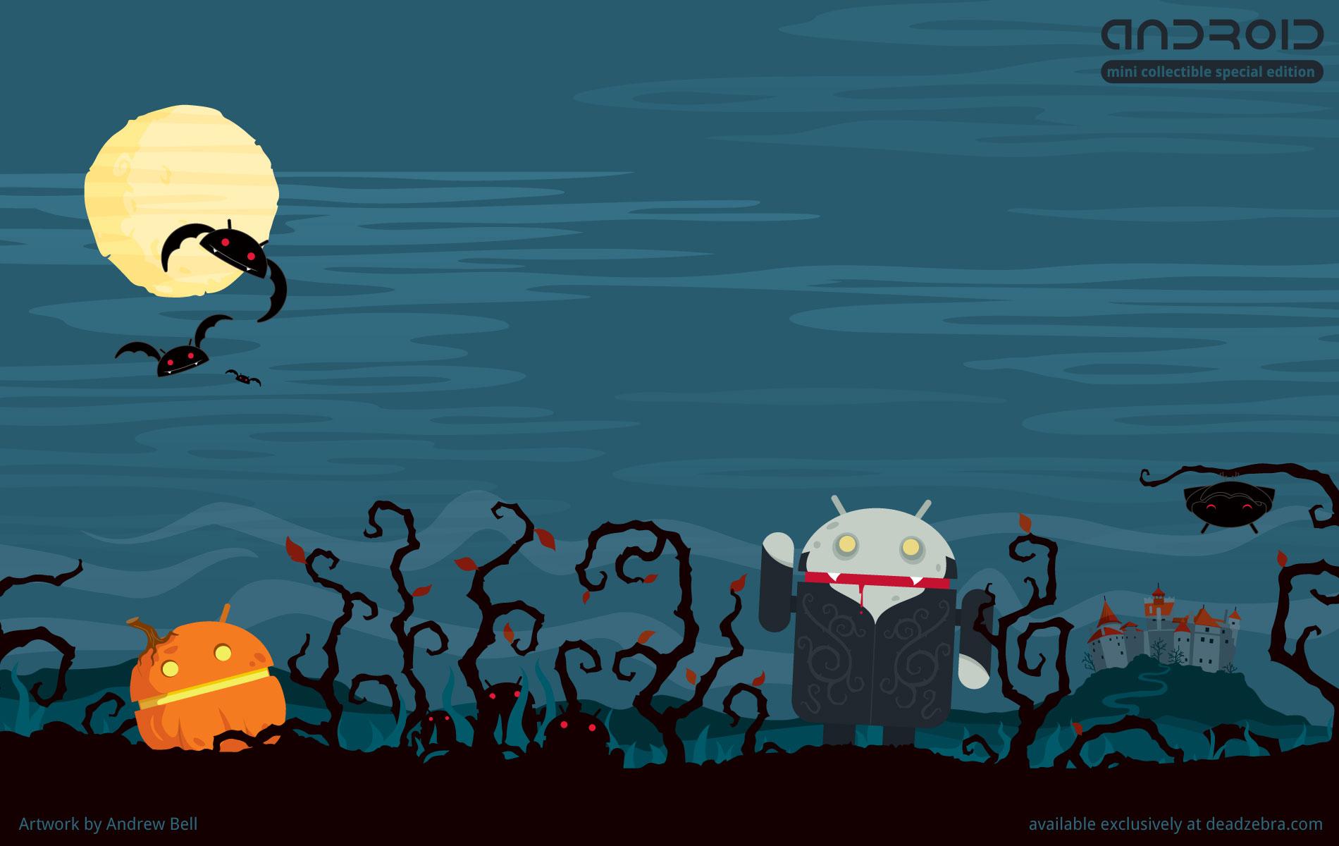 android-halloween-wallpaper