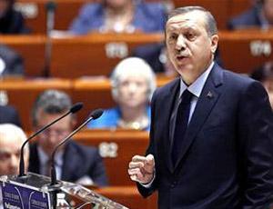 Başbakan Tayyip Erdoğan - AB