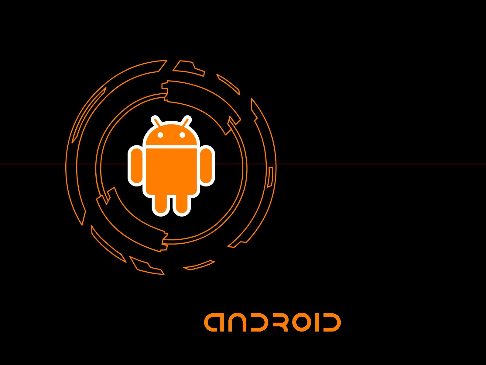 orange_android_wallpaper