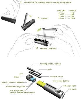 usb battery pil 3
