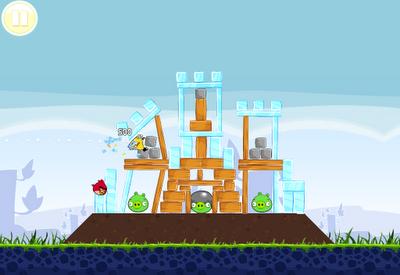 Angry Birds - Google Chrome 3