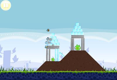 Angry Birds - Google Chrome 4