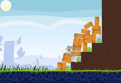 Angry Birds - Google Chrome 5