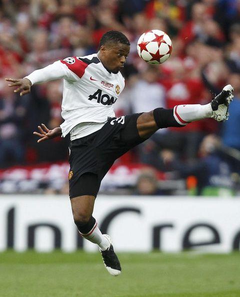 42-Patrice-Evra-ManchesterUnited-53milyon190 bin