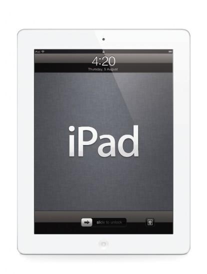 iOS 5 iPad 2