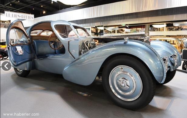 Dünyanın En Pahalı Otomobili 06
