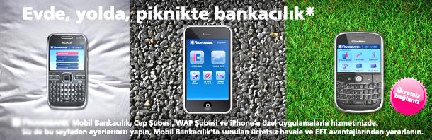 Mobil Bankacılık