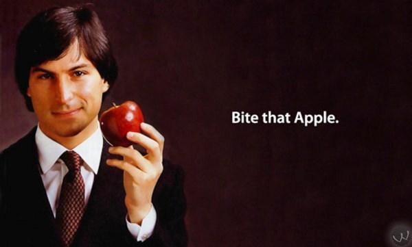 bite that apple
