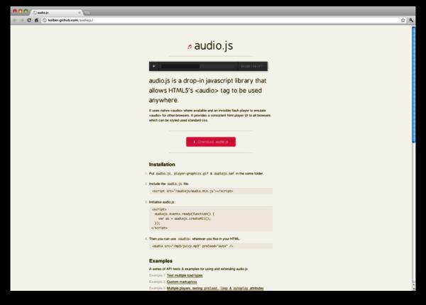 html5 audio1