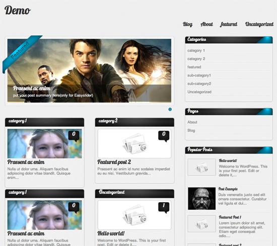 amphion -2011 en iyi ücretsiz temalar
