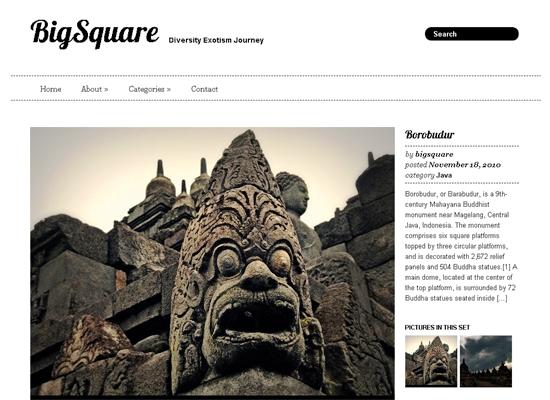 bigsquare -2011 en iyi ücretsiz temalar