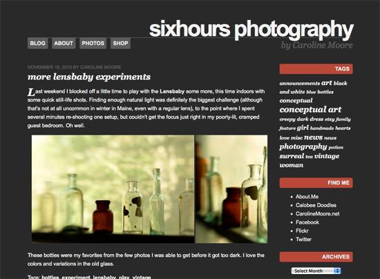 sixhours -2011 en iyi ücretsiz temalar