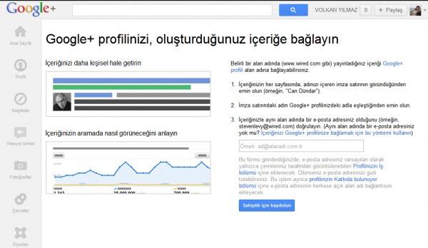 google sahipligi