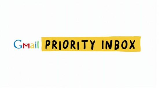 Gmail priority inbox - öncelikli e-postalar