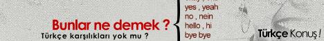 Eğer siz de dilimizin yanlış kullanılmasından rahatsız oluyorsanız sitemize destek verebilirsiniz.