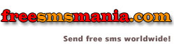 Bedava SMS - freesmsmania