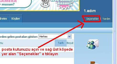 Msn hotmail hesabı kapatma 1