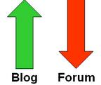 blog & forum