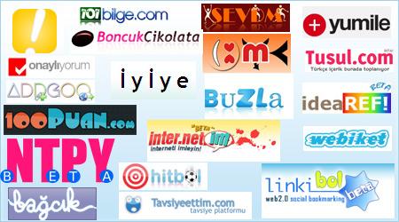 sosyal imleme siteleri