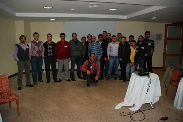 Türk blog yazarları toplantısı