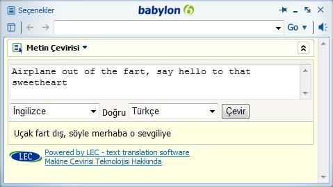 Babylon - osuruktan teyyare selam söyle o yare