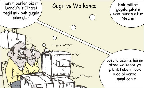 google-vs-wolkanca