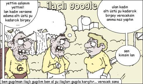 ilacli google