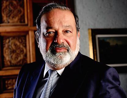 Carlos Slim Helu (Telekom girişimcisi)