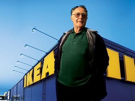 Ingvar Kamprad (Ikea)