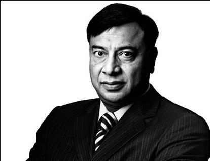 Lakshmi Mittal (Çelik girişimcisi)