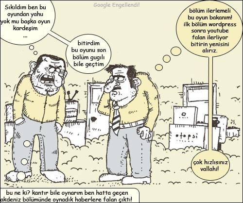 Türkiye'de internet yasaklansın!