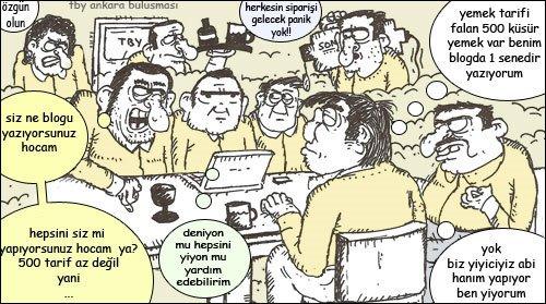 TBY Ankara 1 bulaşması // GayriCiddi
