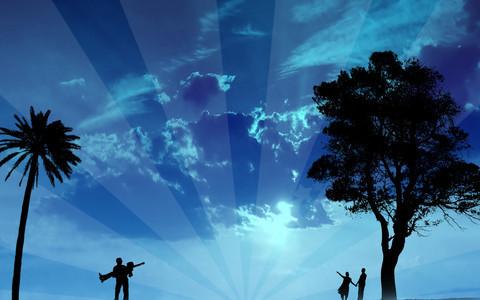 Harika Wallpaperlar - The Minimalistic Sky