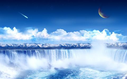 Harika Wallpaperlar - The Falls by `-kol