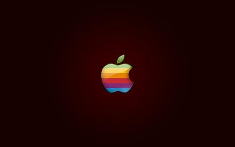 Harika Wallpaperlar - Retro Apple by `-kol