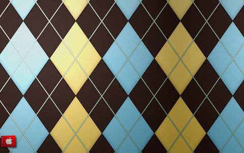 Harika Wallpaperlar - Argyle Stylie by ~sunb1rd