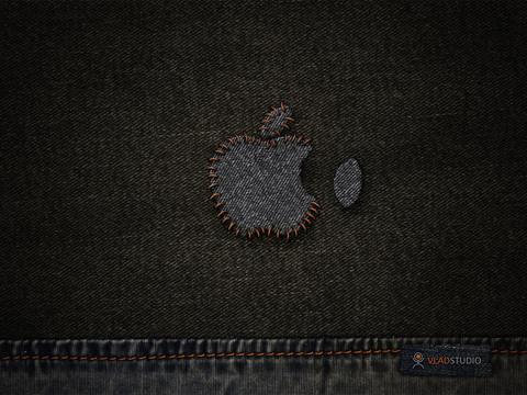 Harika Wallpaperlar - Apple Stitched