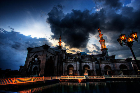 Harika Wallpaperlar - Federal Territory Mosque, Malaysia