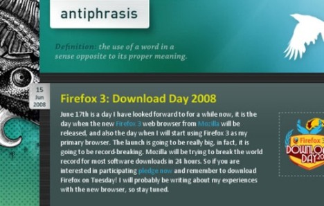 Antiphrasis - ekran görüntüsü