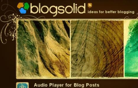 Blogsolid - ekran görüntüsü