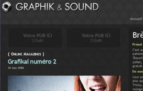 Graphik'n'Sound - ekran görüntüsü
