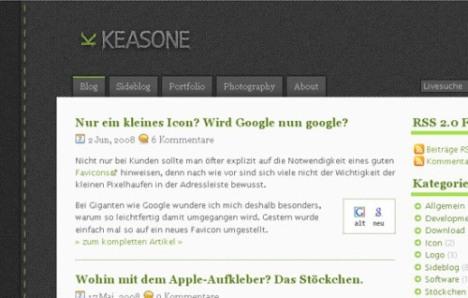keasone.de - ekran görüntüsü