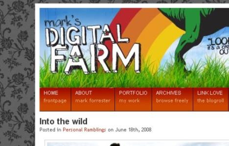 Mark Forrester - ekran görüntüsü
