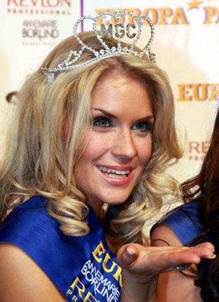 Miss Euro 2008 güzellik yarışması 11